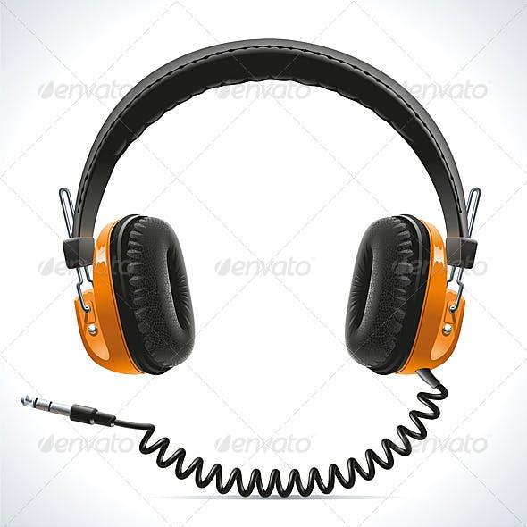 Old Headphones