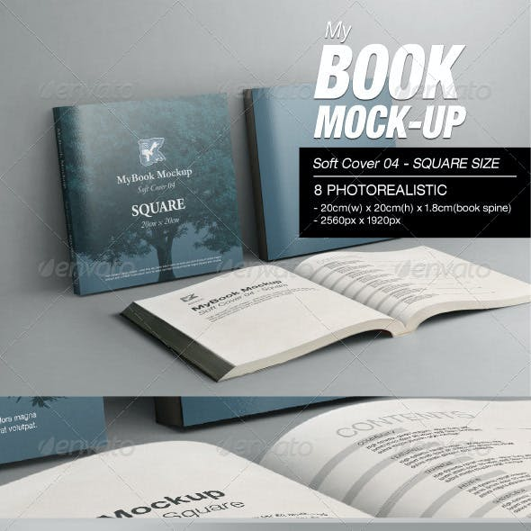 Soft Cover 04 Mock-up