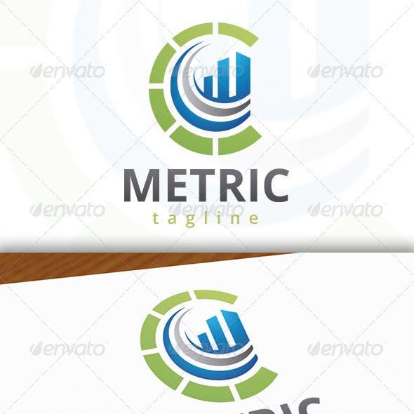 Metrics Power Logo