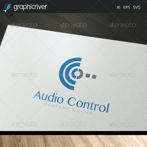 Audio Control Logo