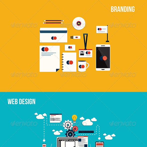 Icons for Branding and Web Design