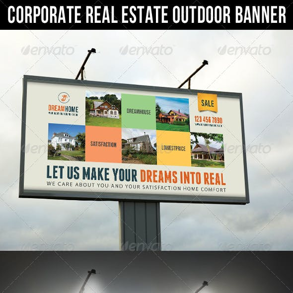 Corporate Real Estate Outdoor Banner 04