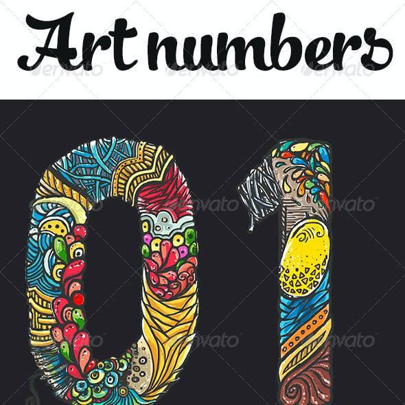 Art Numbers