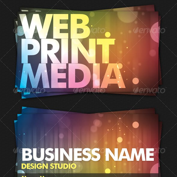 Design Studio Business Card V2
