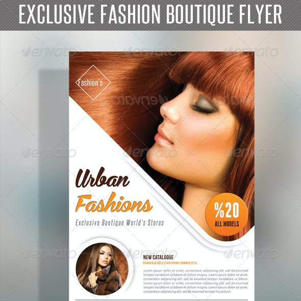 Fashion Product Flyer 51