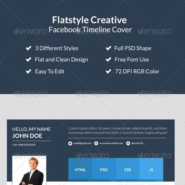 Creative Facebook Timeline Cover