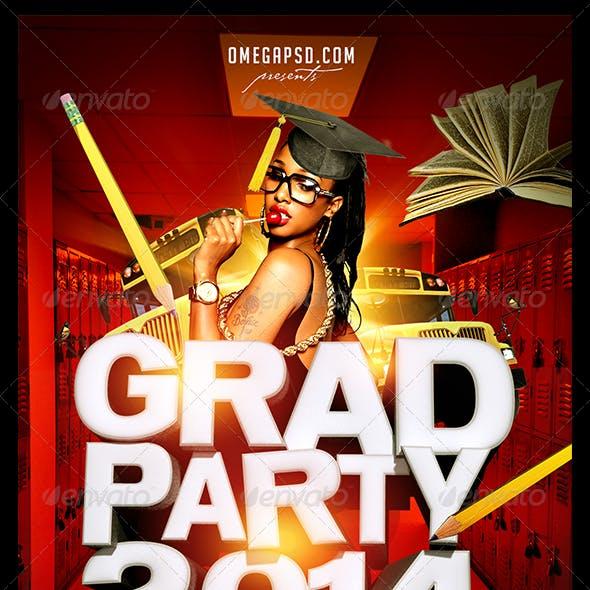 Grad Party 2014