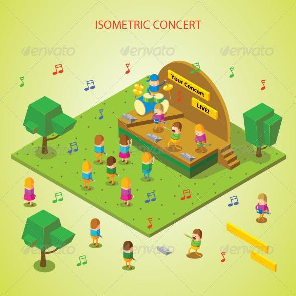 Isometric Concert