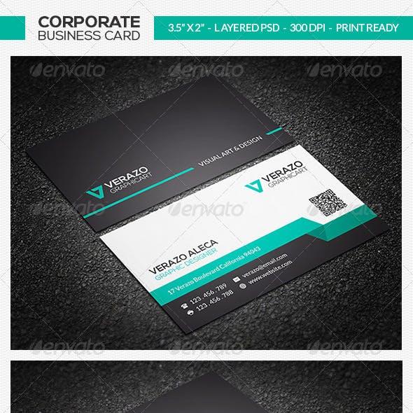 Corporate Business Card 26