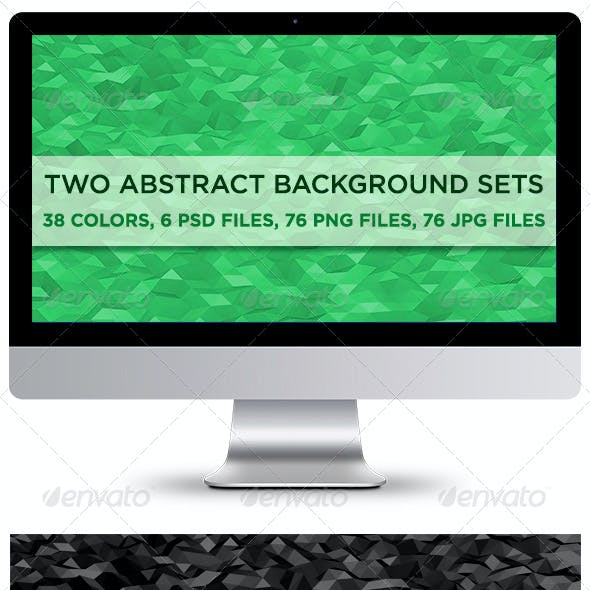 Abstract Background. Two Sets!