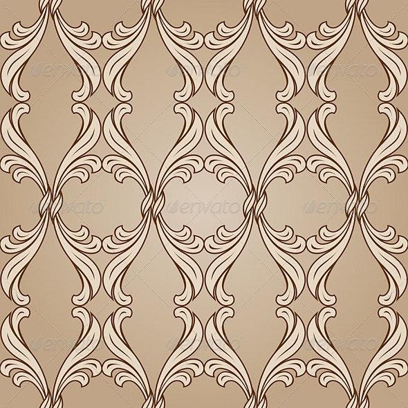 Floral Background - Decorative Vectors