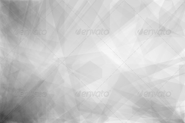 Abstract Vector Triangle Background - Backgrounds Decorative