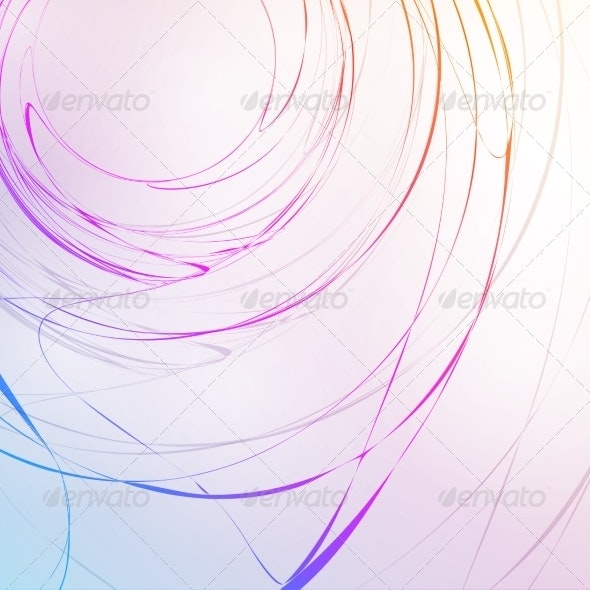 Colorful Abstract Background - Abstract Conceptual