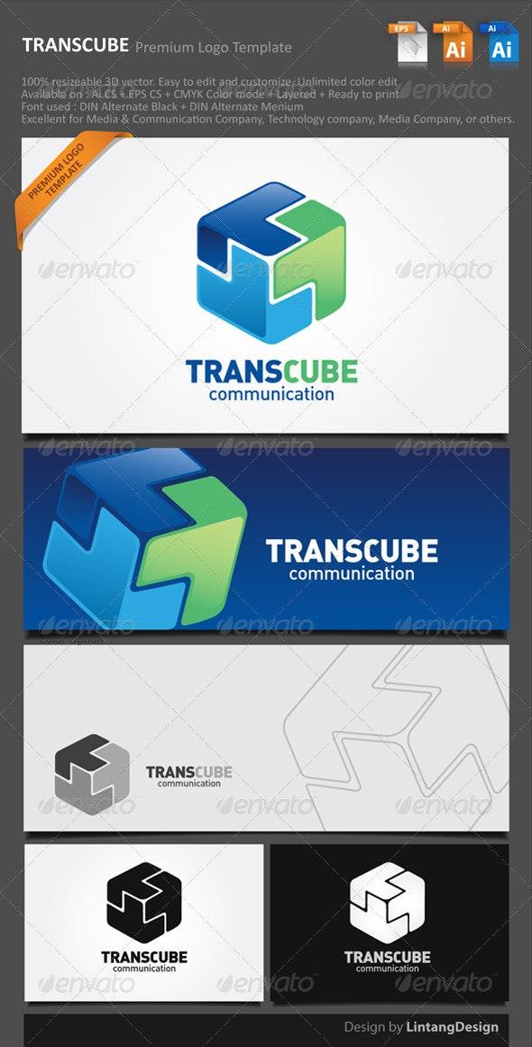 3D Vector Abstract Logo-003 - Logo Templates