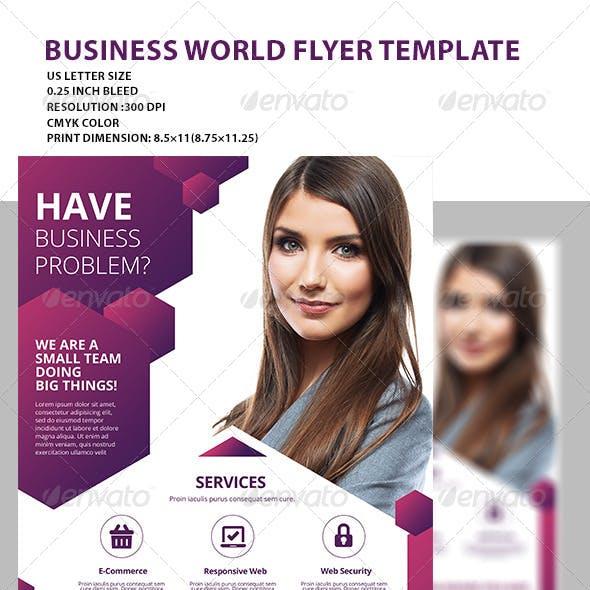Modern Creative Flyer 3