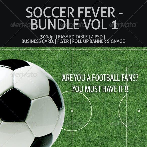 Soccer Fever - Bundle Vol 1