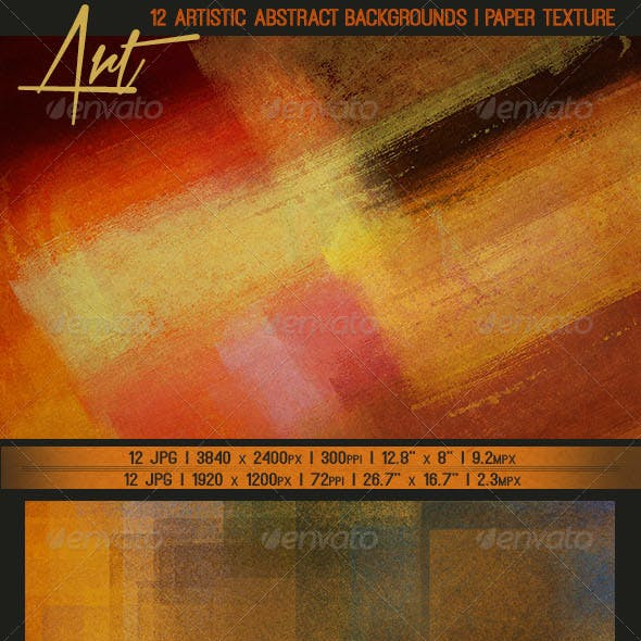 Artistic Abstract Backgrounds