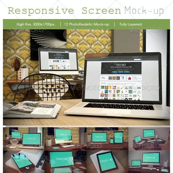 Responsive Device Mockup