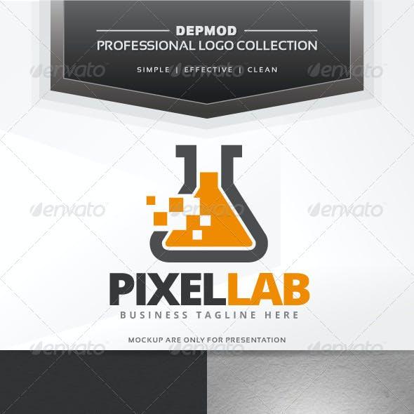 Pixel Lab Logo