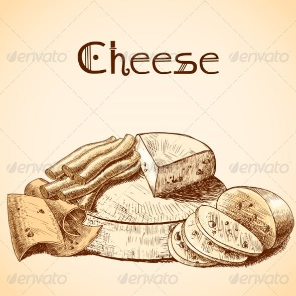 Cheese Poster