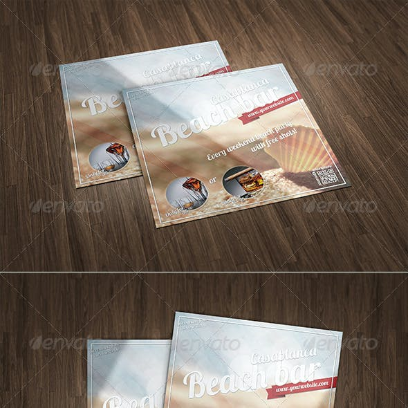 Summer Style Square Brochure