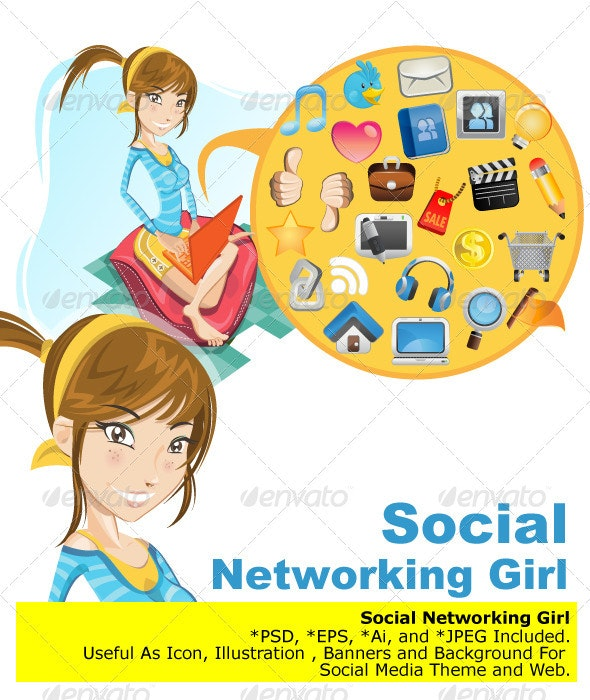Social networking. - Web Technology