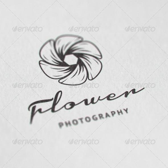 Flower Photography Logo