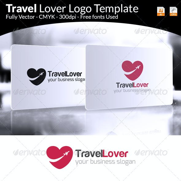 Travel Lover Logo