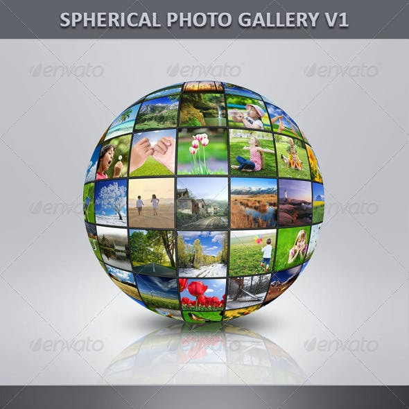 Spherical Photo Gallery V1
