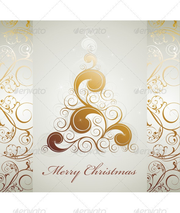 Christmas Card 2 - Seasons/Holidays Conceptual