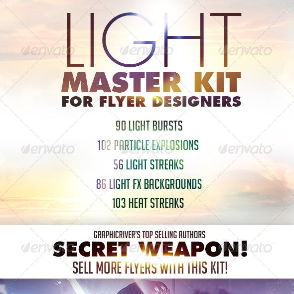 Light Master - for Flyer Designers