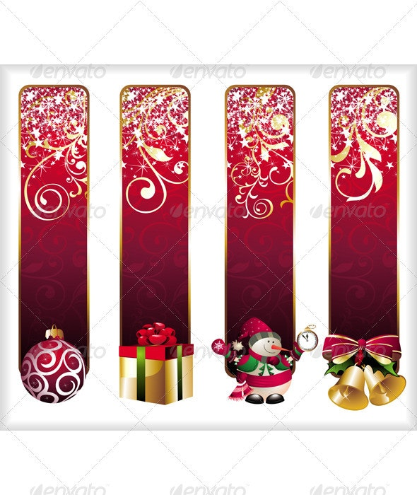 Christmas Banners 2 - Christmas Seasons/Holidays