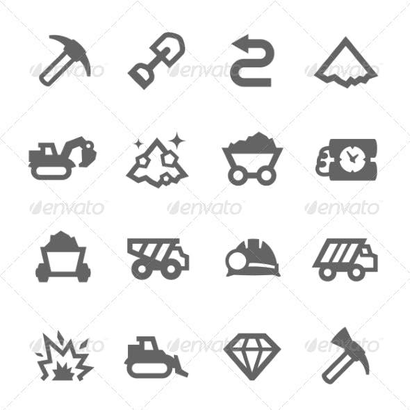 Mining Icons