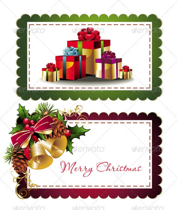 Greeting Christmas Card - Christmas Seasons/Holidays