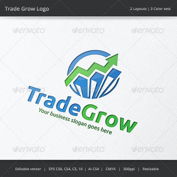 Trade Grow Finance Logo