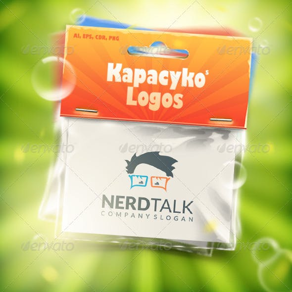 Nerd Talk Logo