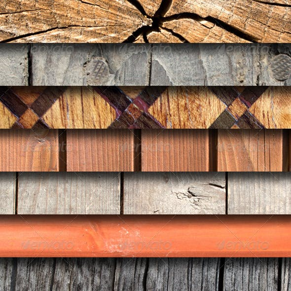 10 High Resolution Wood Backgrounds
