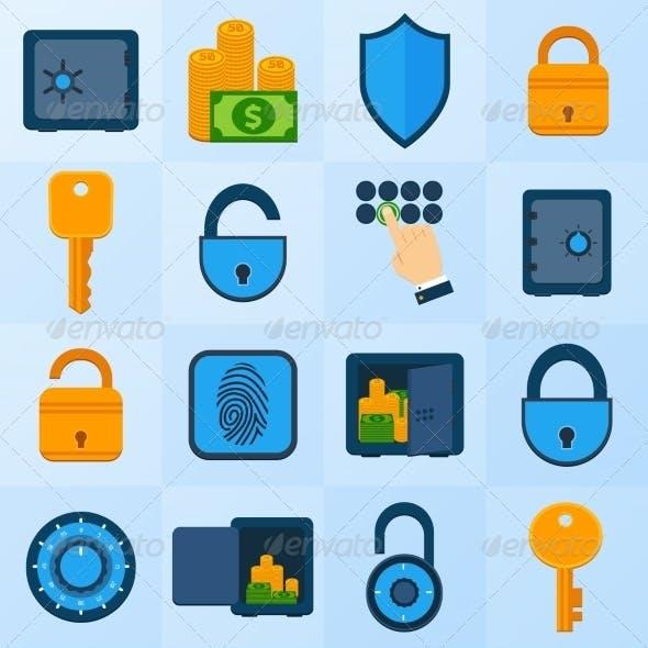 Lock Safe Elements