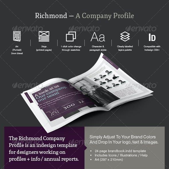Company Profile / Review