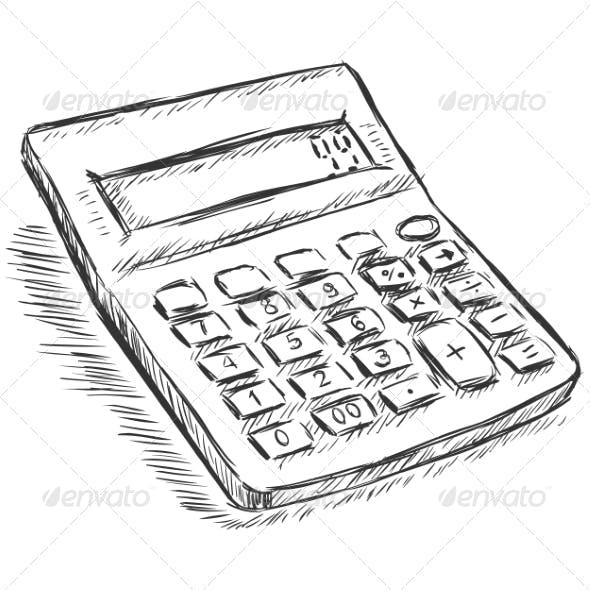 Calculator Sketch