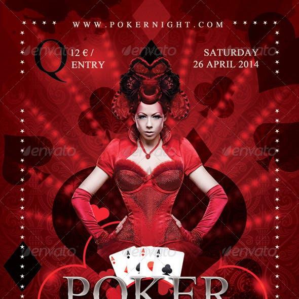 Poker Night In Club