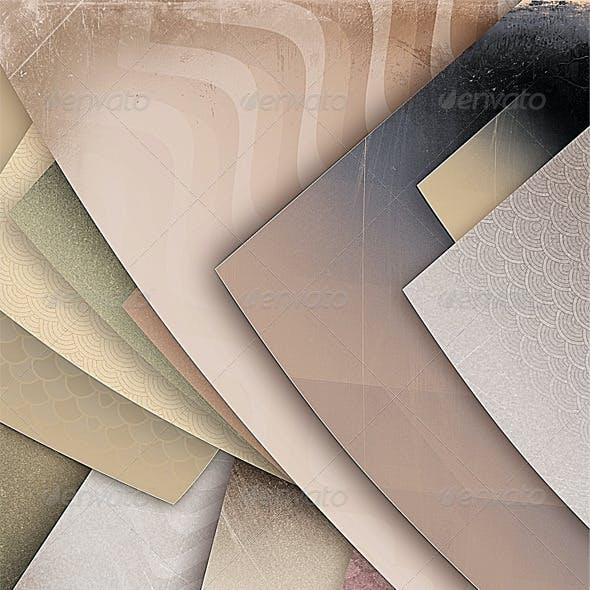 Abstract Art Grunge Backgrounds