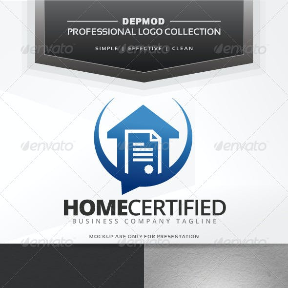 Home Certified Logo