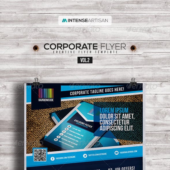 Corporate   Creative Poster   Flyer V.2