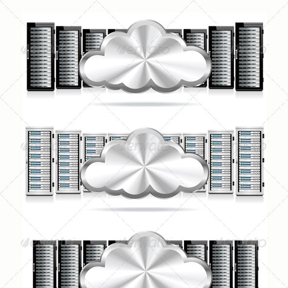 Servers with Cloud Computing