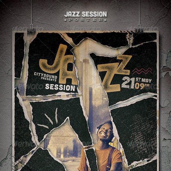 Jazz Flyer / Poster (5)