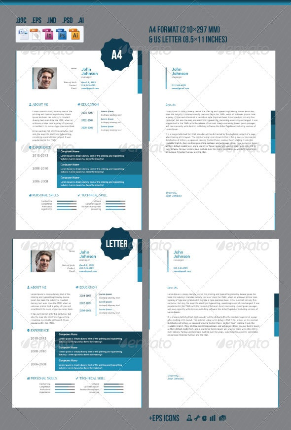 Business Resume - Resumes Stationery