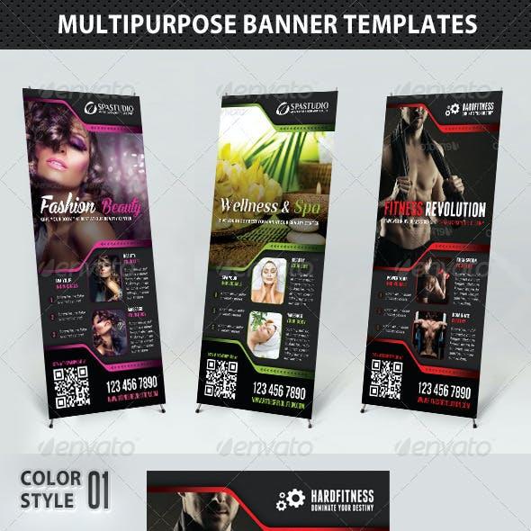 Multipurpose Banner Template V01
