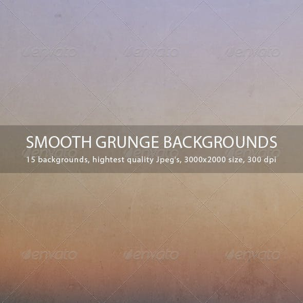 Smooth Grunge Backgrounds