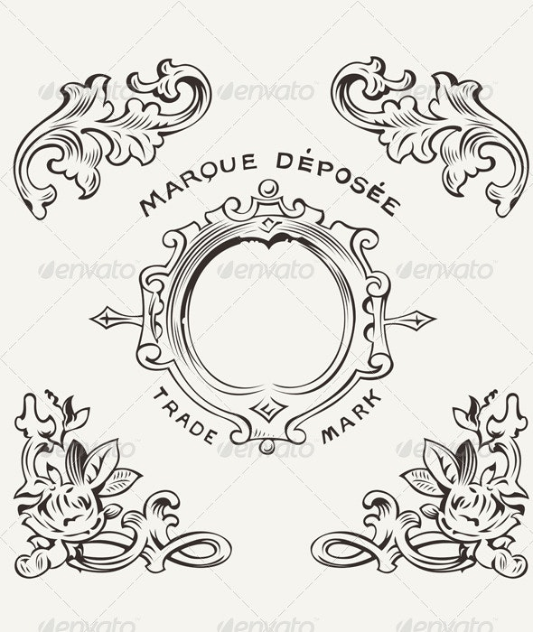 Marquee Depose Vintage Quality Sign - Miscellaneous Characters